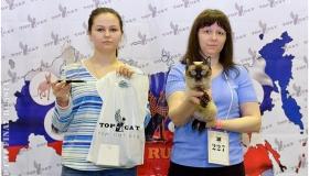 10-11 марта 2018 г. в городе Краснодар проходила выставка Top Cat финал России